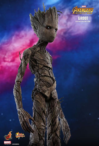 "Avengers: Infinity War - Groot 12"" 1:6 Scale Action Figure - Pre-Order"
