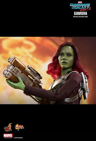 "Guardians of the Galaxy: Vol. 2 - Gamora 12"" 1:6 Scale Action Figure - Pre-Order"