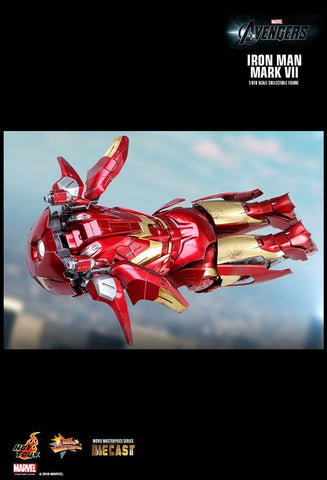 "Iron Man - Iron Man Mark VII Diecast 12"" 1:6 Scale Action Figure - Pre-Order"