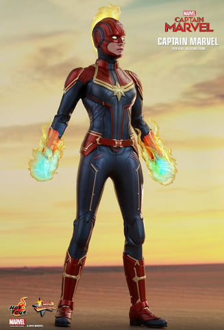"Captain Marvel - Captain Marvel 12"" 1:6 Scale Action Figure - Pre-Order"