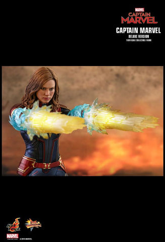 "Captain Marvel - Captain Marvel Deluxe 12"" 1:6 Scale Action Figure - Pre-Order"