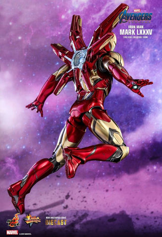 "Avengers: Endgame - Iron Man Mark LXXXV 12"" 1:6 Scale Diecast Action Figure - Pre-Order"