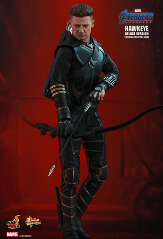 "Avengers: Endgame - Hawkeye Deluxe 12"" 1:6 Scale Action Figure - Pre-Order"