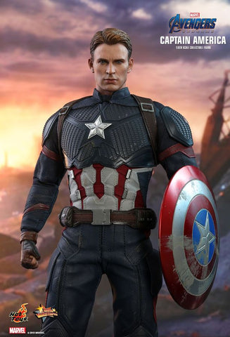 "Avengers: Endgame - Captain America 12"" 1:6 Scale Action Figure - Pre-Order"