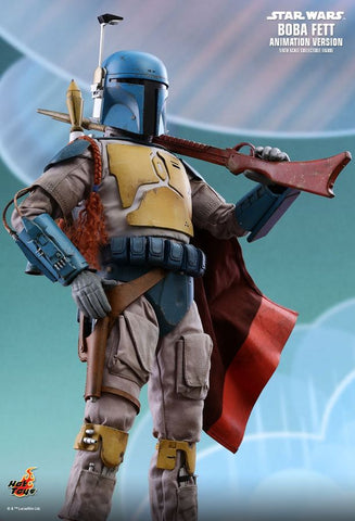 "Star Wars - Boba Fett Animated Version 12"" 1:6 Scale Action Figure - Pre-Order"