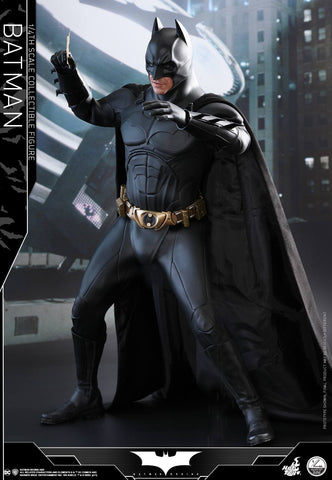 Batman Begins - Batman 1:4 Scale Action Figure - Pre-Order