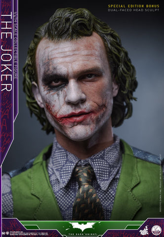 Batman: The Dark Knight - The Joker 1:4 Scale Action Figure - Pre-Order