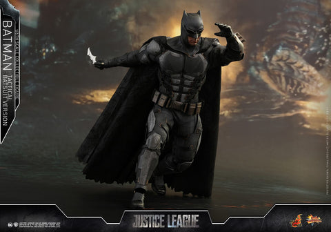 "Justice League (2017) - Batman Tactical Batsuit 12"" 1:6 Scale Action Figure - Pre-Order"