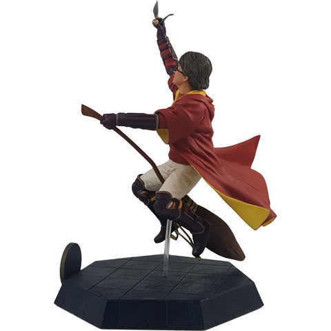 Harry Potter - Harry in Quidditch Outfit PVC Statue - Pre-Order