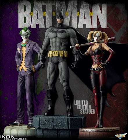 Batman: Arkham City - Batman 1:6 Scale Limited Edition Statue - Pre-Order