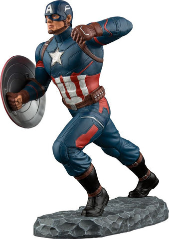 Captain America 3: Civil War - Steve Rogers 1:6 Scale Limited Edition Statue - Pre-Order