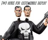 The Punisher - 1:6 Scale Limited Edition Statue with Interchangeable Head - Pre-Order