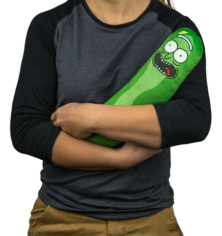 Rick and Morty - Pickle Rick Plush - Pre-Order