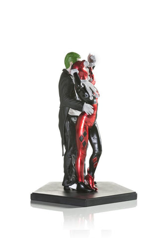 Suicide Squad - Harley Quinn & Joker 1:10 Limited Edition Statue