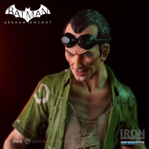 Batman: Arkham Knight - Riddler 1:10 Scale Statue - Pre-Order
