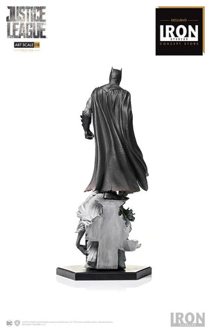 Justice League (2017) - Batman Exclusive 1:10 Scale Statue - Pre-Order