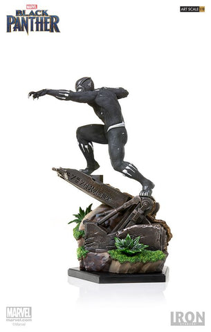 Black Panther - Black Panther 1:10 Scale Statue - Pre-Order