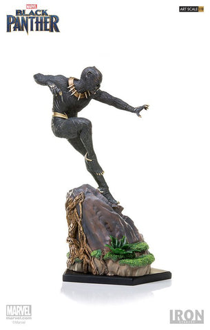 Black Panther - Killmonger 1:10 Scale Statue - Pre-Order