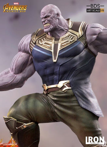 Avengers: Infinity War - Thanos 1:10 Scale Statue - Pre-Order