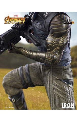 Avengers: Infinity War - Winter Soldier 1:10 Scale Statue - Pre-Order
