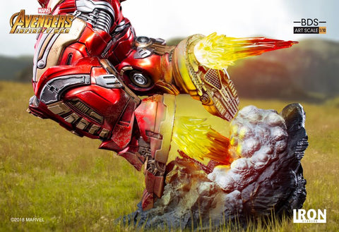 Avengers: Infinity War - Hulkbuster 1:10 Scale Statue - Pre-Order