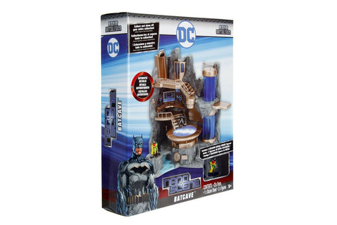 Batman - Nano Metalfigs Batcave Nano Scene Playset - Pre-Order