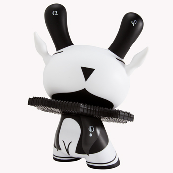 "Dunny - 8"" The Hunted Dunny by Colus Havenga"