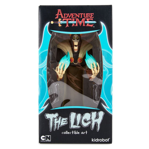 Adventure Time - The Lich 8 Inch Vinyl Figure by Kidrobot