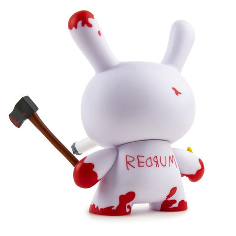 Dunny - Redrum by Kozik: 5 Inch Dunny Vinyl Figure
