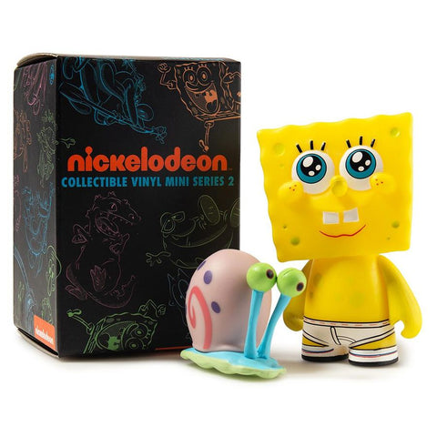 Nickelodeon - Nick 90's Series 2 Mystery Mini Blind Box Figures: Case of 24