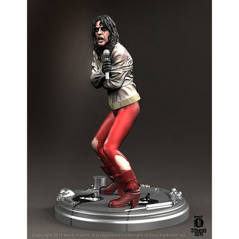 Alice Cooper - Ballad of Dwight Fry Rock Iconz Limited Edition Statue - Pre-Order