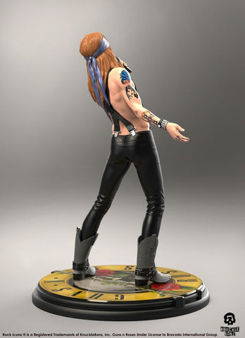 Guns 'N' Roses - Axl Rose Rock Iconz Limited Edition Statue - Pre-Order