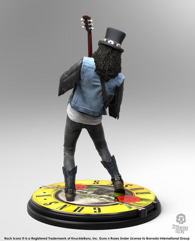Guns 'N' Roses - Slash Rock Iconz Limited Edition Statue - Pre-Order