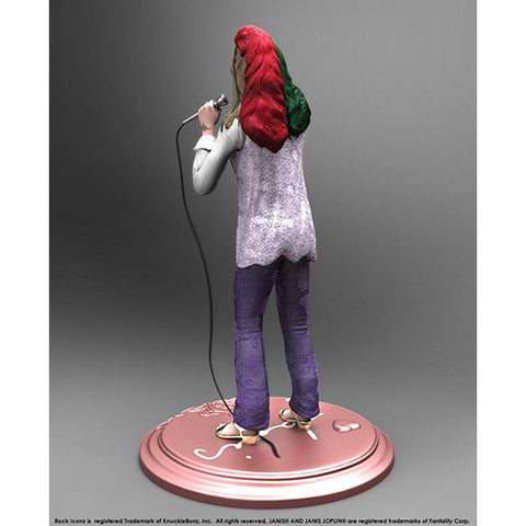 Janis Joplin -  Rock Iconz Limited Edition Statue - Pre-Order
