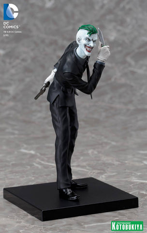 Batman - New 52 The Joker ArtFX+ Statue