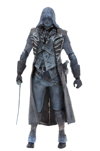 "Assassin's Creed - Arno Dorian 7"" Action Figure (Series 4)"