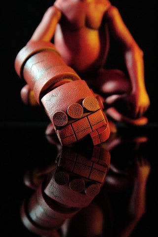 Hellboy - Baby Hellboy 1:6 Scale Action Figure by Mondo