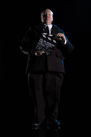 "Alfred Hitchcock - 12"" Action Figure"
