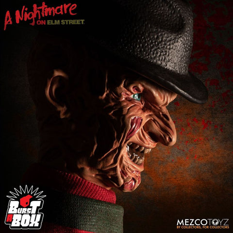 A Nightmare on Elm Street - Freddy Burst-A-Box - Pre-Order