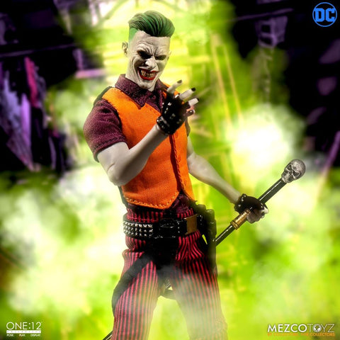 Batman - Joker: Clown Prince of Crime One:12 Collective Action Figure - Pre-Order