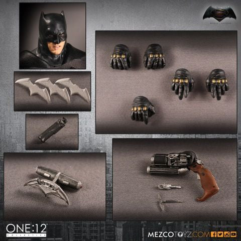 Batman v Superman: Dawn of Justice - Batman One:12 Collective Action Figure