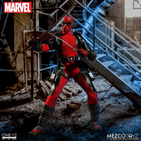 Deadpool - Deadpool One:12 Collective Action Figure