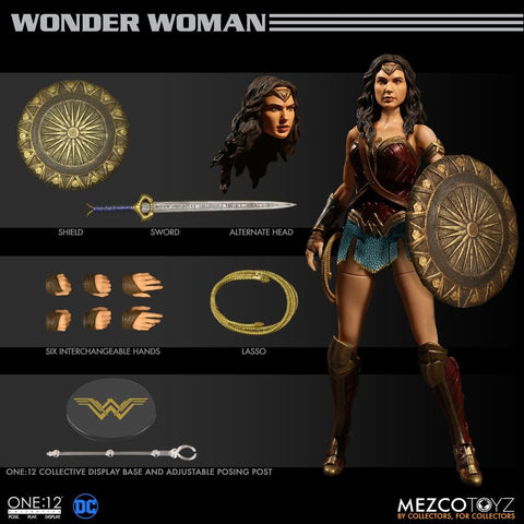Wonder Woman Movie - One:12 Collective Action Figure - Pre-Order
