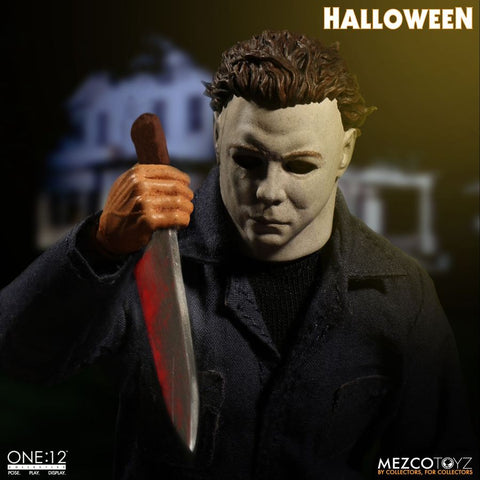 Halloween - Michael Myers One:12 Collective Action Figure - Pre-Order