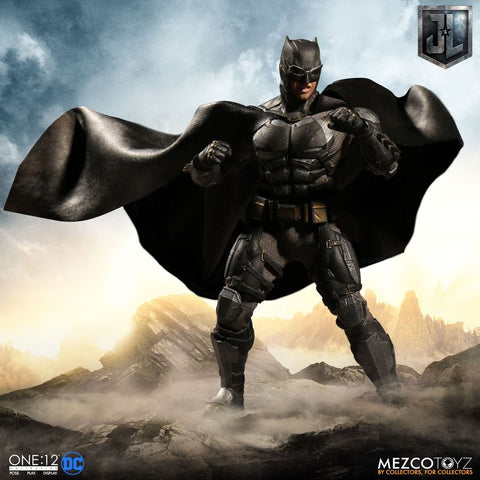 Justice League (2017) - Batman Tactical Suit One:12 Collective Action Figure - Pre-Order