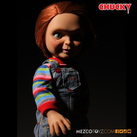 "Child's Play - Good Guys 15"" Talking Chucky Doll"