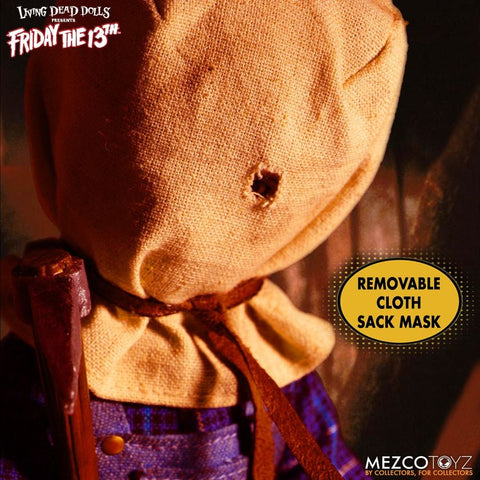 Living Dead Dolls - Jason Voorhees Deluxe Edition - Pre-Order