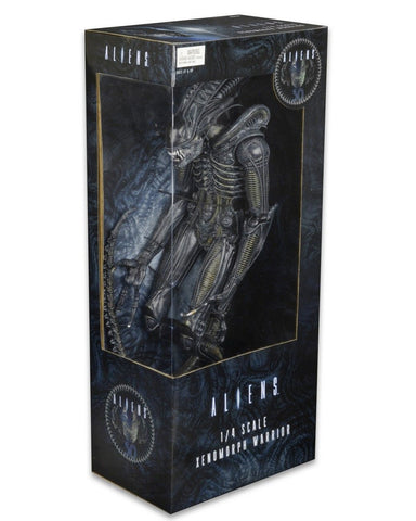 Aliens - Alien Warrior 1986 Version 1:4 Scale Action Figure