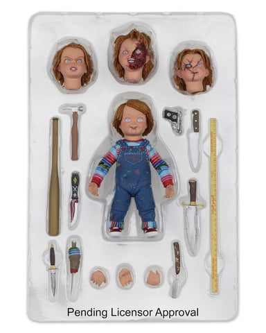 Child's Play - Chucky Ultimate Action Figure