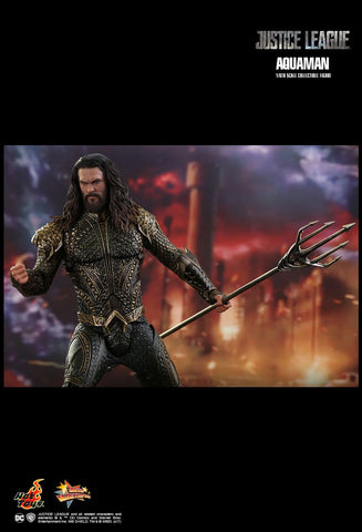 "Justice League (2017) - Aquaman 12"" 1:6 Scale Action Figure - Pre-Order"